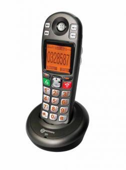 Zusatzhörer zu Verstärkertelefon AmpliDECT280/285