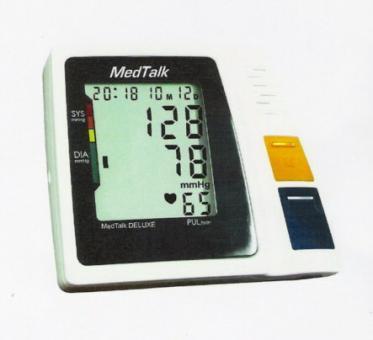 Sprechendes Oberarm Blutdruckmessgerät