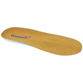 Weichschaum-Fußbett mit Microveloursbezug Varomed Art. 60050