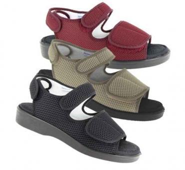 Klett-Sandale Mesh Genf Weite L Varomed 58892