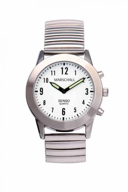 Sprechende Damen-Armbanduhr mit Touch-Funktion Senso