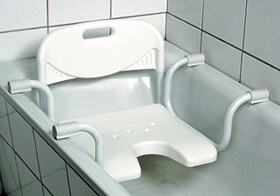 seniorenfachhandel badewannensitz mit r ckenlehne seniorenshop sanit tsbedarf. Black Bedroom Furniture Sets. Home Design Ideas